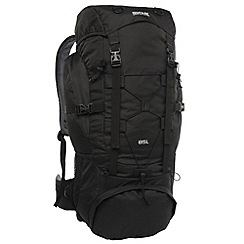 Regatta - Black survivor ii 85l backpack