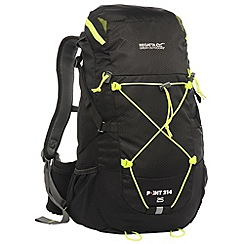 Regatta - Black blackfell 25l backpack