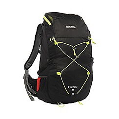 Regatta - Black blackfell 35l backpack