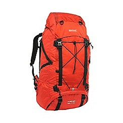 Regatta - Pepper blackfell 65l+10l backpack
