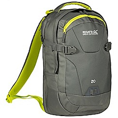 Regatta - Seal grey paladen 20 litre laptop backpack