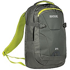 Regatta - Grey paladen 25 litre laptop bag