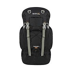 Regatta - Black survivor 35 litre back pack