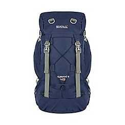 Regatta - Navy survivor 45 litre back pack