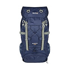Regatta - Navy survivor 65 litre expedition back pack