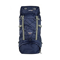 Regatta - Navy survivor 85 litre expedition back pack