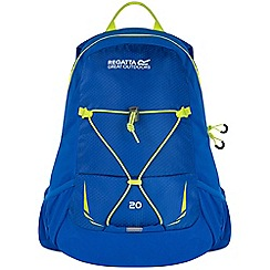 Regatta - Blue blackfell 20 litre back pack