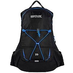 Regatta - Black blackfell 20 litre back pack