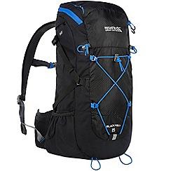 Regatta - Black blackfell 25 litre back pack