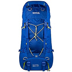 Regatta - Blue blackfell 70 litre back pack