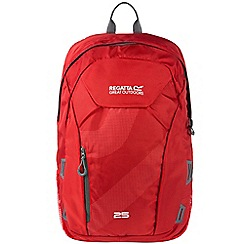Regatta - Red altorock 25 litre back pack