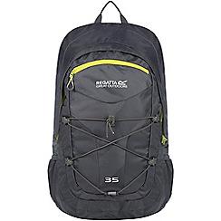Regatta - Grey Atholl 35 litre back pack