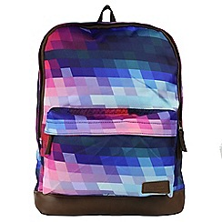 Regatta - Multicoloured print 20 litre back pack