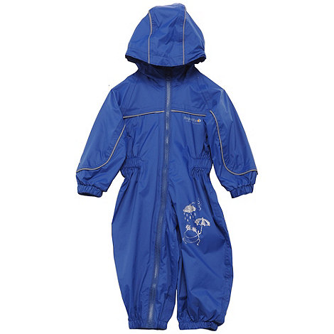 Regatta - Laser blue puddle ii suit