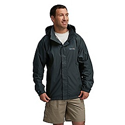 Regatta - Seal grey magnitude iii waterproof jacket