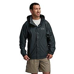 Regatta - Seal grey magnitude iii waterproof jacket