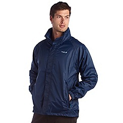 Regatta - Midnight magnitude iii waterproof jacket