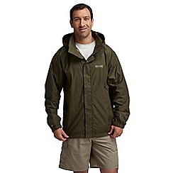Regatta - Grape leaf magnitude iii waterproof jacket