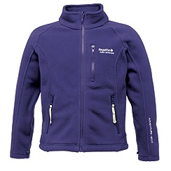 Regatta - Elderberry marlin ii fleece