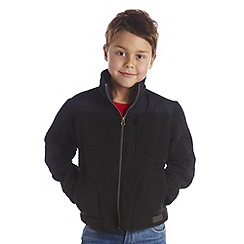 Regatta - Black boys volt fleece