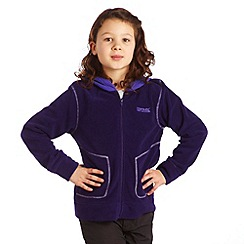 Regatta - Rum/purple bobby fleece