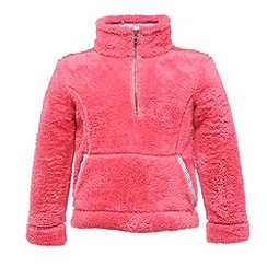Regatta - Tulip pink girls blossom fleece