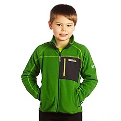 Regatta - Extrme green lionhart fleece