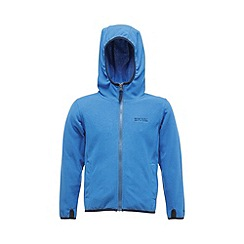 Regatta - Oxford blue boys frollo full zip fleece