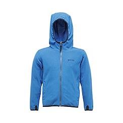 Regatta - Oxford blue boys frollo full zip fleece