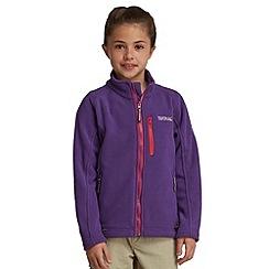 Regatta - Alpinepurple kids marlin unisex fleece