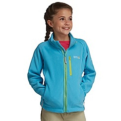 Regatta - Atoll blue kids marlin unisex fleece