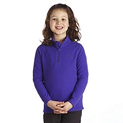 Regatta - Purple heart kids unisex lifetime fleece