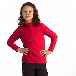 Regatta - Pink kids unisex lifetime fleece