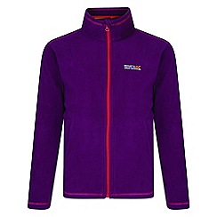 Regatta - Purple 'King' fleece