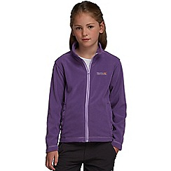 Regatta - Purple heart kids king fleece