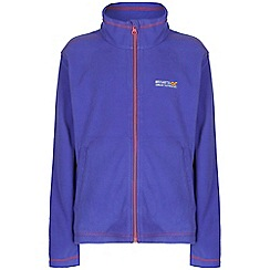 Regatta - Kids Peony kids king full zip fleece