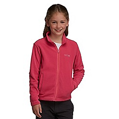 Regatta - Pink kids king fleece
