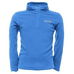 Regatta - Oxford blue kids hot shot fleece