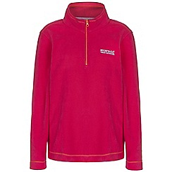 Regatta - Kids Virtual pink kids hot shot fleece