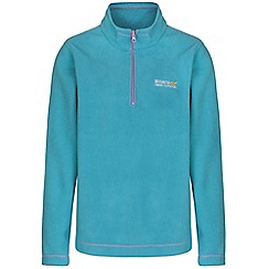 Regatta - Kids Aqua kids hot shot fleece
