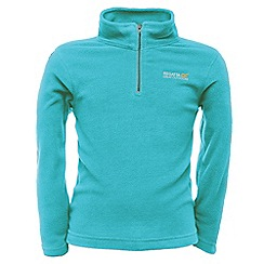 Regatta - Aqua kids hot shot fleece