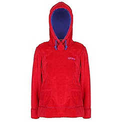 Regatta - Girls Lollipop red hunny fleece