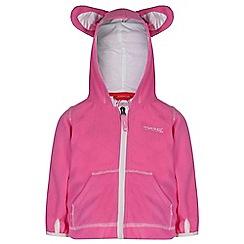 Regatta - Girls Pink kiddo novelty fleece