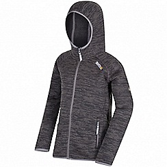 Regatta - Dark grey 'Dissolver' fleece