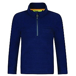 Regatta - Kids Blue 'Oaklands' fleece