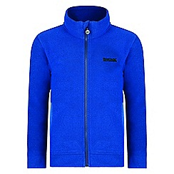 Regatta - Kids Blue 'Matterdale' fleece