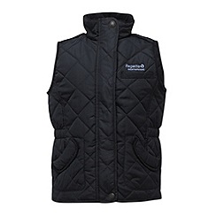 Regatta - Navy gee gee body warmer