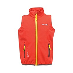 Regatta - Peppr/yellow kids cloud dance bodywarmer