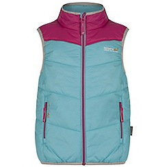 Regatta - Kids Aqua Icebound body warmer
