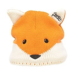 Regatta - Orange - fox kids viva animal hat